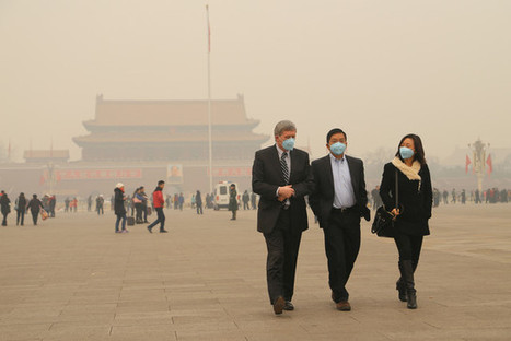 China Outsourcing Smog to West Region Stirs Protest | Sustain Our Earth | Scoop.it