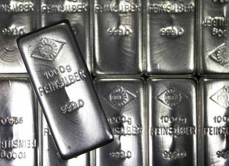 Topic: Silver Bullion Prices - The Market is Rigged (1/1) - The Bullion Blog - Silver | Penny Auctions The GottCash way | Scoop.it