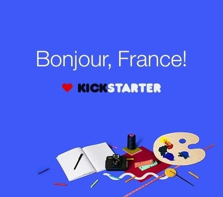 Kickstarter arrive en France | pok pok breizh | Scoop.it