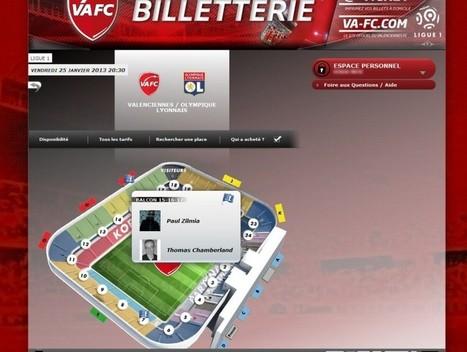 Valenciennes FC se lance dans le social ticketing avec Datasport | Sport 2.0 | Scoop.it