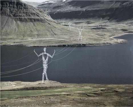 En Islande, des pylônes électriques pour embellir le paysage | Communiqu'Ethique sur les sciences et techniques disponibles pour un monde 2.0,  plus sain, plus juste, plus soutenable | Scoop.it
