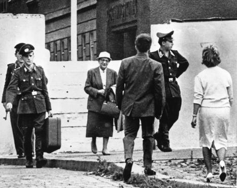 The Berlin Wall's great human experiment - The Boston Globe | Outbreaks of Futurity | Scoop.it
