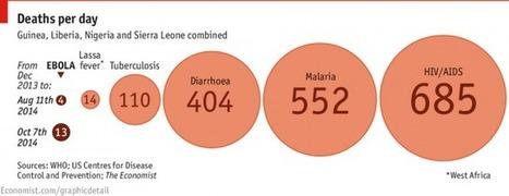Los efectos colaterales del Ébola: el sarampión | microBIO | Scoop.it