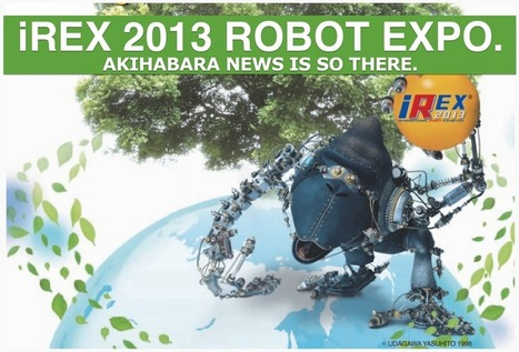 REMINDER: iREX International Robot Exhibition Starts Tomorrow! | Heron | Scoop.it
