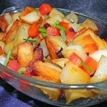 Striker's Potatoes O'Brien | Ta-Da Internet Food & Cooking Network | Scoop.it