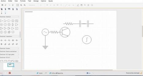 Diagramly: dibuja diagramas y guárdalos en Google Drive | tecnología industrial | Scoop.it