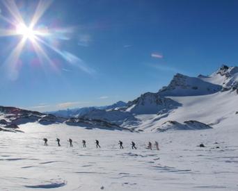 Quand le ski de randonnée devient tendance | news | Scoop.it
