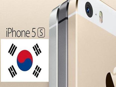 iPhone 5S es mejor que el Galaxy S5, opinan los mismos sur coreanos | MSI | Scoop.it