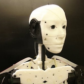 An Android You Can Make With A 3D Printer | Robots and Robotics | Scoop.it