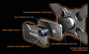 Turn Your iPhone Into a Powerful POV Camcorder: Miveu | Daily Magazine | Scoop.it
