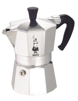 Brewing Espresso in a Bialetti Moka | Coffee Makers | Scoop.it