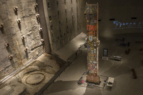 A Multimedia Tour of the New National September 11 Memorial Museum   advanced technologies   Scoop.it
