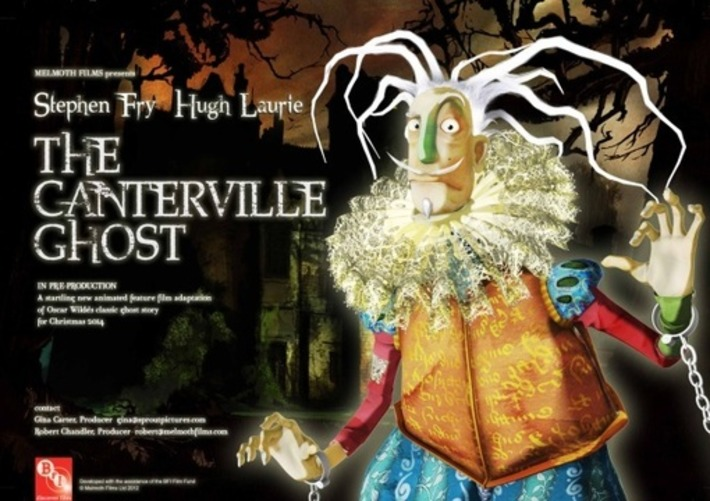 Fry and Laurie to reunite for The Canterville Ghost – Best For Film - Film reviews and movie news | Machinimania | Scoop.it