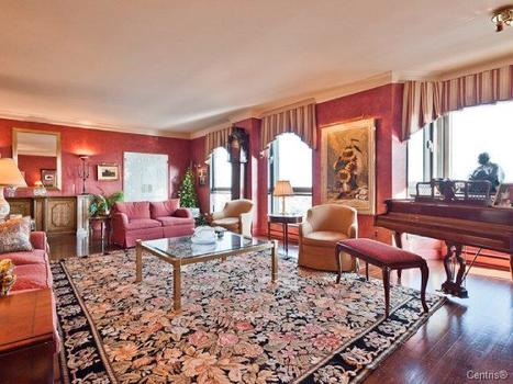 Château Westmount   4175 Rue Ste-Catherine O., Westmount, QC   Luxury Real Estate Canada   Scoop.it