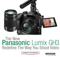 Panasonic GH2 Drops to just $499 » CheesyCam | HDSLR news | Scoop.it