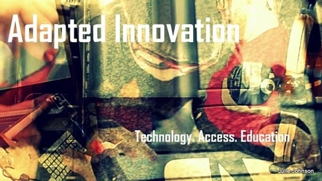 adapted innovation: Top 5 EdTech Resources for Early Childhood | Parenting Children who are Blind or Visually Impaired | Scoop.it