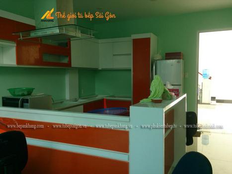 Công trình tủ bếp anh HOÀI - Tiền Giang DATB16. | Tủ bếp, Bếp An Khang tạo dấu ấn cho ngôi nhà VIỆT 0839798355 | Scoop.it