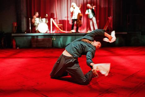 Start dansseizoen: nieuwsbrief Danspubliekis uit | dans in theaters | Scoop.it