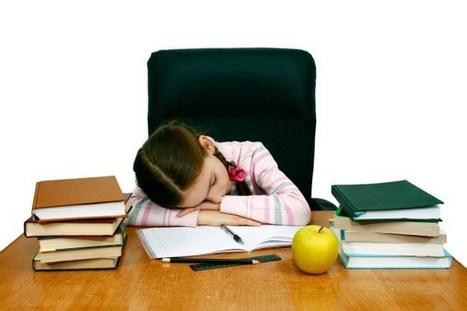 Corrigiendo malos hábitos de estudio | Educapeques Networks. Portal de educación | Scoop.it