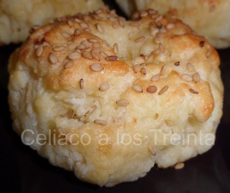 Beigalej (Panecillo Kosher) GLUTEN FREE! Aunque kcal a full :-)   Gluten free!   Scoop.it