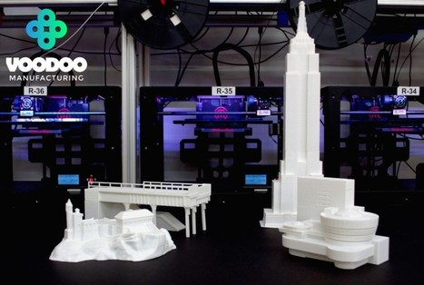 Help Voodoo Manufacturing 3D Print a Crowd-Sourced City | 3D Printing and Fabbing | Scoop.it