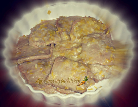 Scaloppine di seitan in salsa profumata di limone | Seitan & dintorni | Scoop.it