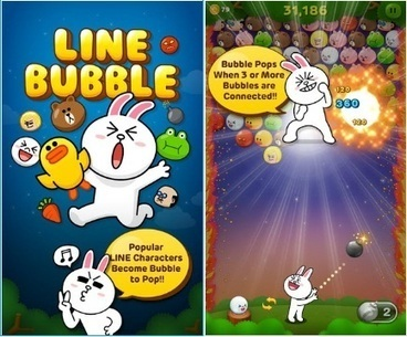 Download LINE Bubble Apk Games for Android | fatkan | Scoop.it