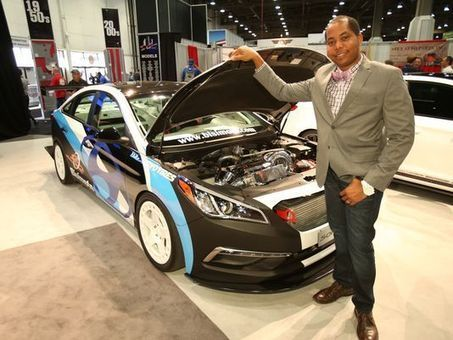 Hyundai's customizers crank up the horsepower | HUB Hyundai Houston | Scoop.it