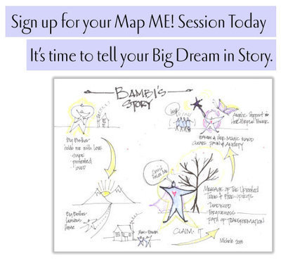 Isn't it time for a Map Me! Coaching Session? - Michele Grace Lessirard | Graphic Coaching | Scoop.it