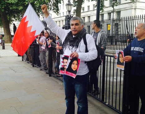 Bahrain: Nabeel Rajab to face trial for expressing opinion - Index on Censorship | Index on Censorship | Human Rights and the Will to be free | Scoop.it