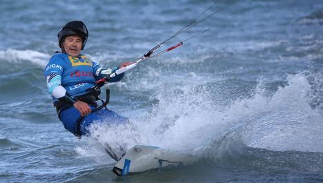 Kitesurf : José Garcia, acteur de l'extrême - Non Stop People | Kitesurf et Kitefoil | Scoop.it