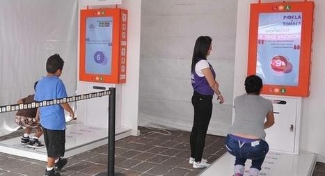 Un ticket de métro offert contre une série de 10 flexions | Coopération, libre et innovation sociale ouverte | Scoop.it