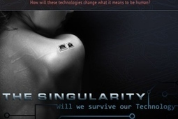 "Exclusive Interview With Doug Wolens, Director of ""The Singularity"" 