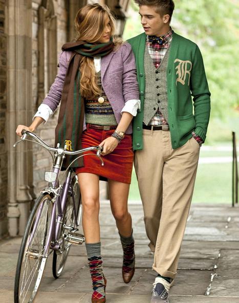 Prepare for University days with Polo Ralph Lauren socks | vanitysocks | Scoop.it