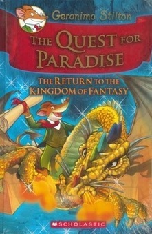 Shopping Freaker: The Quest for Paradise: The Return to the Kingdom of Fantasy (Book - 2)   Shopping Freaker   Scoop.it