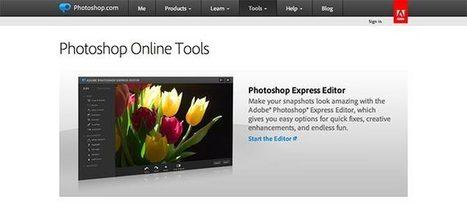 Photoshop Express Editor : la retouche photo accessible à tous ! | Retouches et effets photos en ligne | Scoop.it