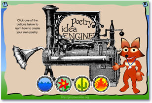 Poetry Idea Engine | Writing with Writers | Scholastic.com | Loving Learning | Scoop.it
