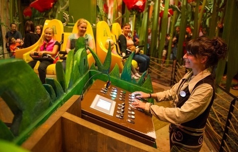 Europa-Park: Le parc d'attractions recrute du personnel | Allemagne tourisme et culture | Scoop.it