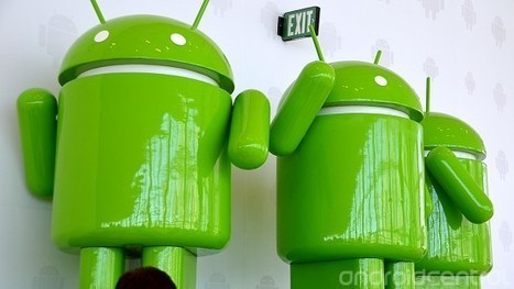 Android passes 1 billion activations | Android's World | Scoop.it