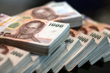 Thai Default Risk Soars as Funds Pull $4 Billion: Southeast Asia | Others | Scoop.it