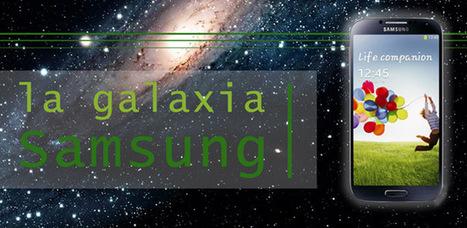 La dinastía de los Galaxy. Infografía | Soy un Androide | Scoop.it