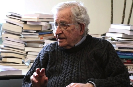 Noam Chomsky: Ecology, Ethics, Anarchism | Sustainable Futures | Scoop.it