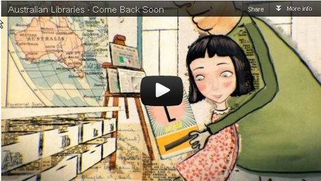 Australian Libraries – Come Back Soon » Bronwyn's Library | SCIS | Scoop.it