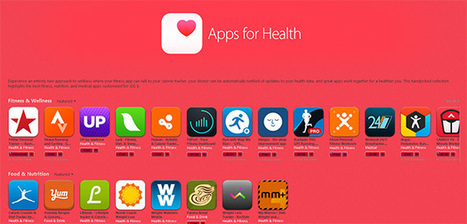 HeathKit Apps - a Fad or Promise of Hope for Healthcare? | The App Entrepreneur | Scoop.it