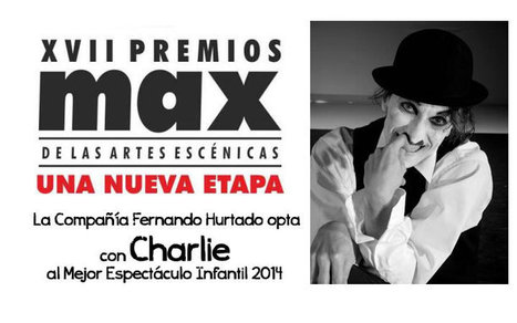 Premios MAX 2014 | Danza Teatro | Scoop.it