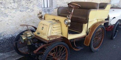 Voitures anciennes et de collection : une vente exceptionnelle à Royan | Voitures anciennes - Classic cars - Concept cars | Scoop.it