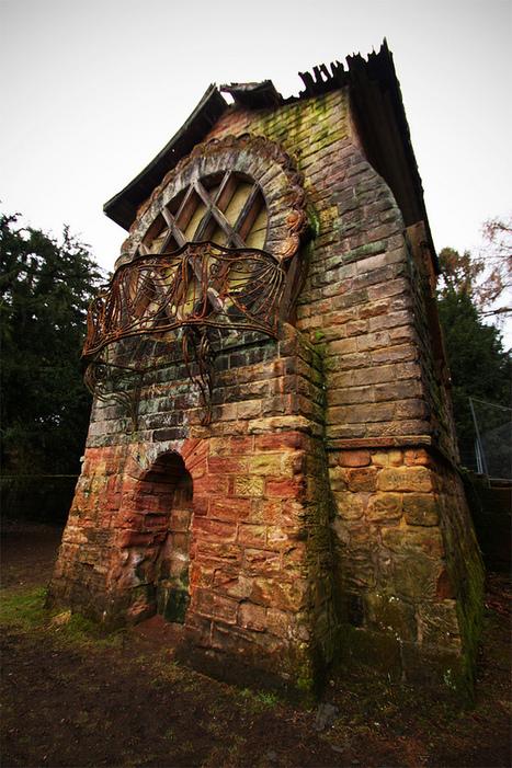 Folly - Elvaston Castle | Abandoned Houses | Scoop.it