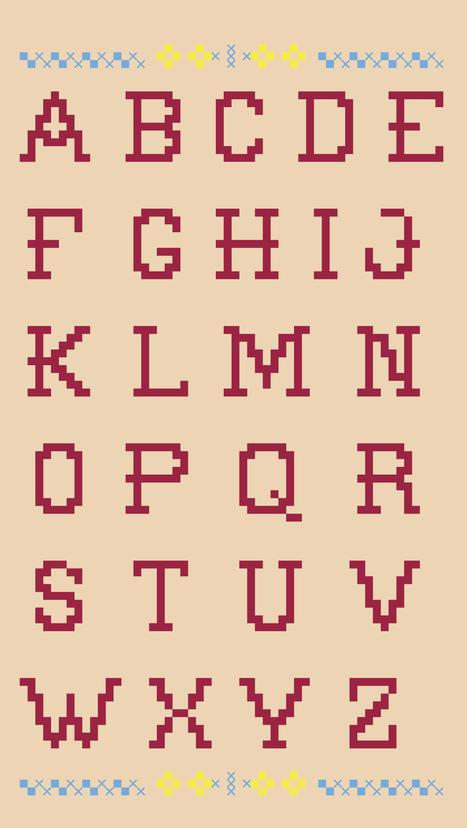 28 typographies gratuites à télécharger (octobre 2016) | Webdesigner Trends | Pep'up convergence | Scoop.it