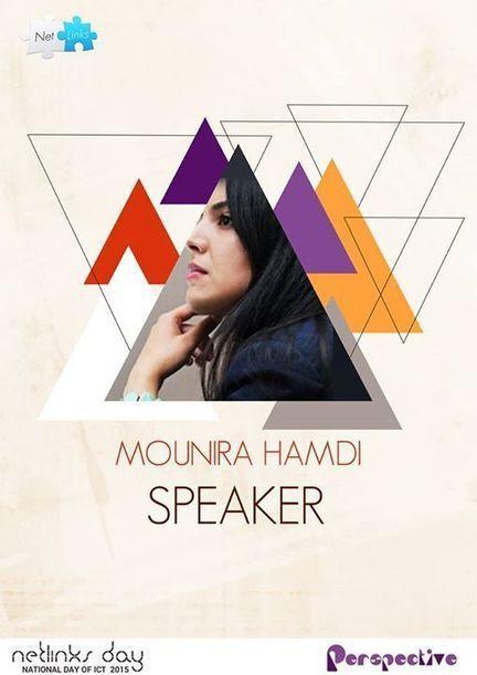 "[Avril 2015] NetLinks Day - Talk sur ""L'innovation en Afrique""   Mounira Hamdi   Scoop.it"