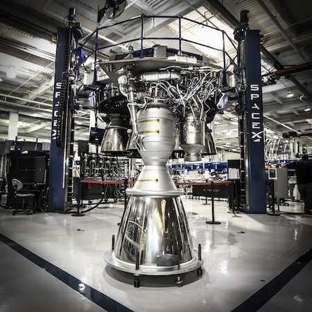 SpaceX's New Spin on Falcon 9 | Aviation Week | The NewSpace Daily | Scoop.it